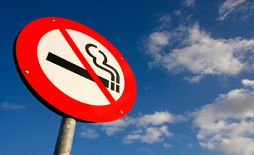 Smoking Ban Sign