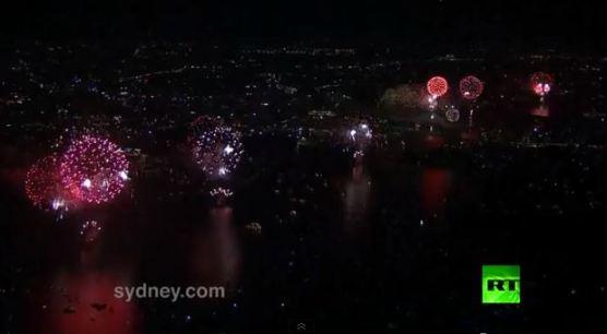 australia celebrations