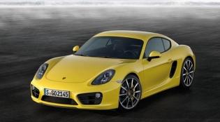 2014 Porsche Cayman 4