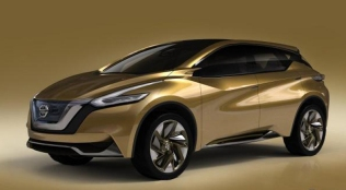 nissan Resonance Crossover Concept 2013 (1)(1)